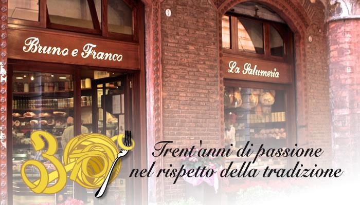 anniversario 30 anni la salumeria bologna