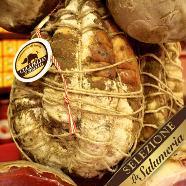 culatello di zibello dop salumificio rossi
