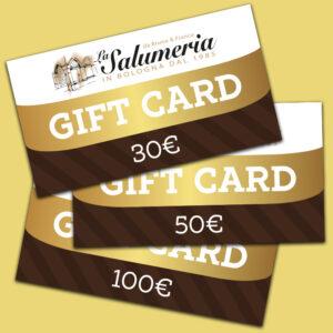 gastronomia bologna gift card 30 50 100